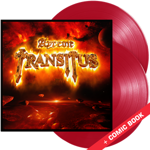 Ayreon - Transitus (Double Red Vinyl)