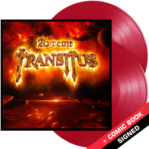 Ayreon - Transitus (Signed - Double Red Vinyl)