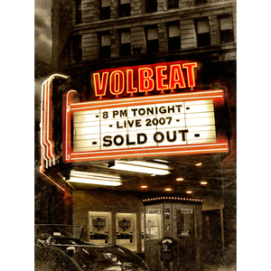 Volbeat - Live - Sold Out (DVD)