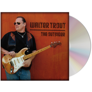 Walter Trout - The Outsider (CD)