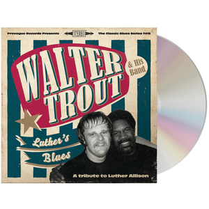 Walter Trout - Luther's Blues - A Tribute To Luther Allison (CD)