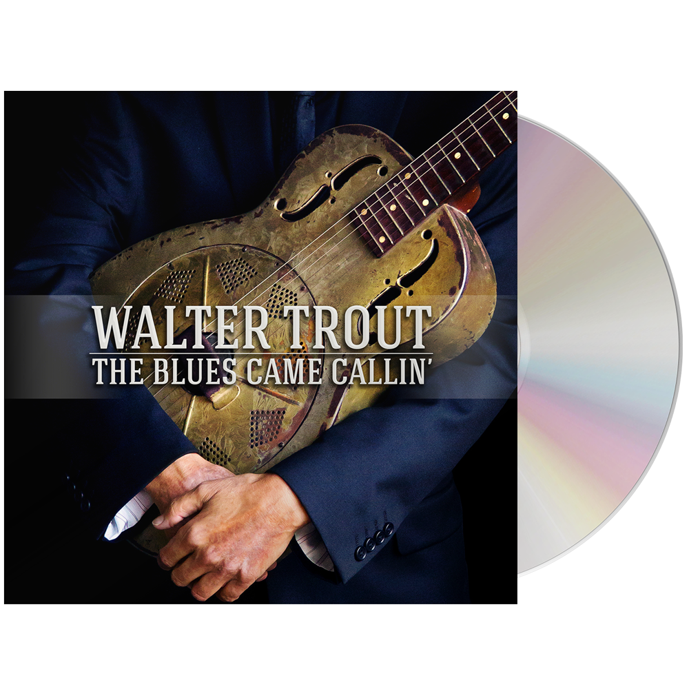 Walter Trout - The Blues Came Callin' (CD)