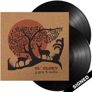 JJ Grey & Mofro - Ol' Glory (Double Vinyl) - Signed