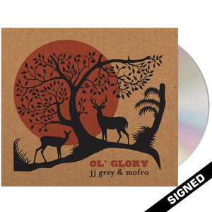 JJ Grey & Mofro - Ol' Glory (CD) - Signed