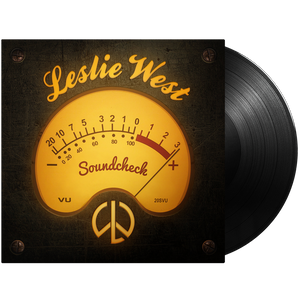 Leslie West - Soundcheck (Vinyl)