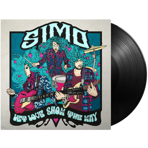 Simo - Let Love Show The Way (Vinyl)