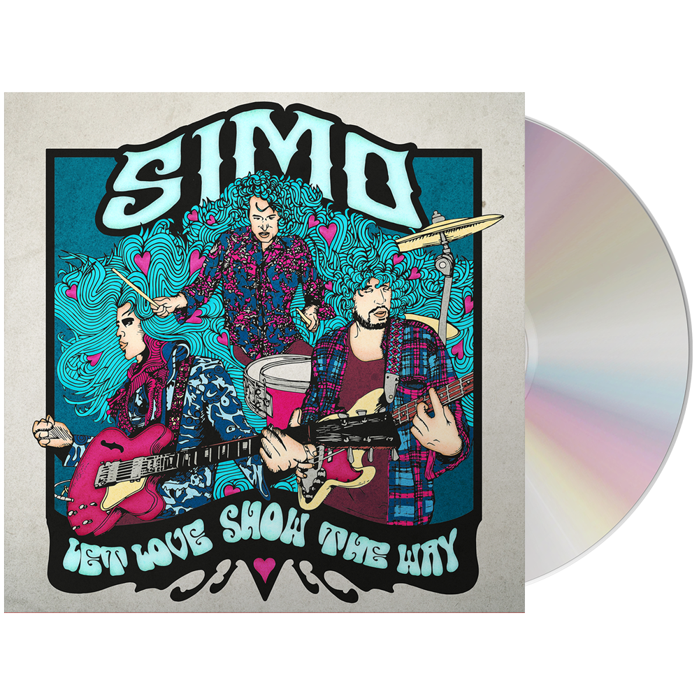 Simo - Let Love Show The Way (CD)