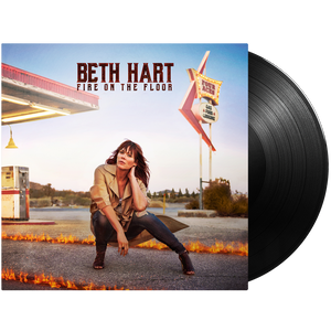 Beth Hart - Fire On The Floor (Vinyl)