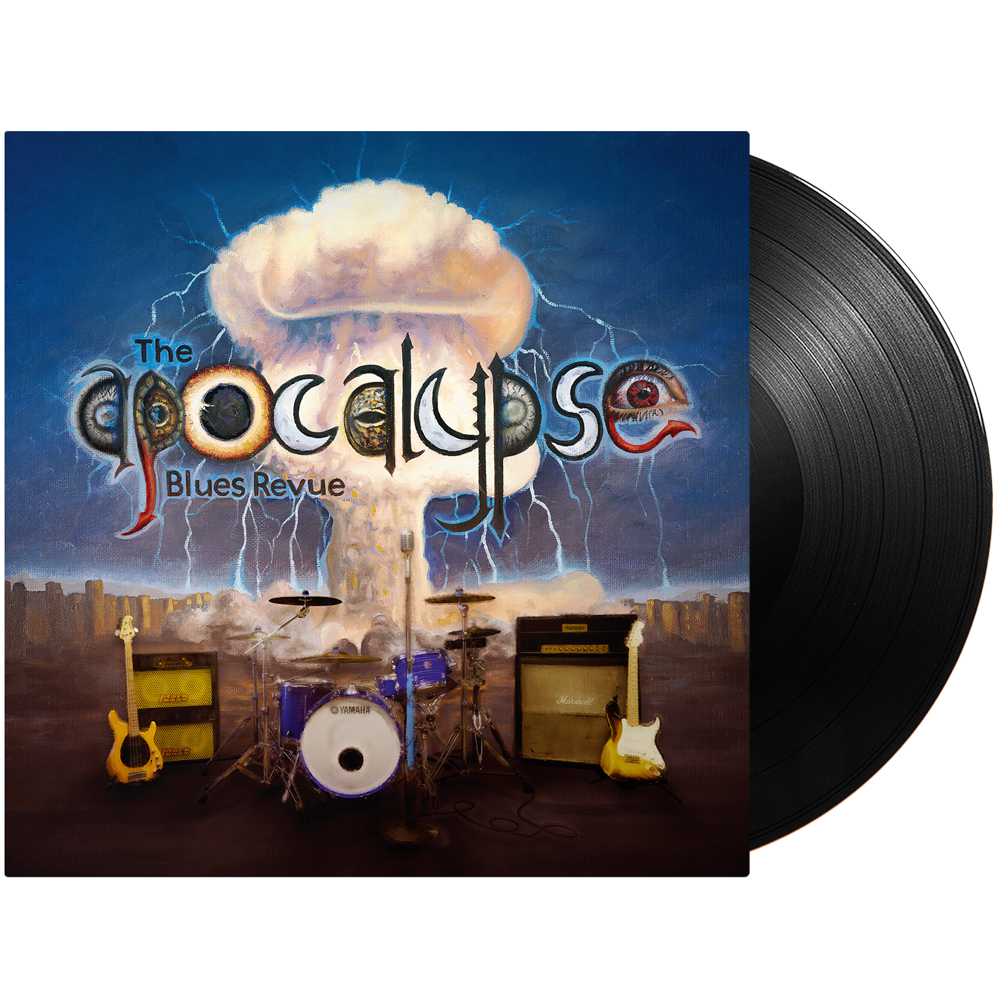 The Apocalypse Blues Revue - The Apocalypse Blues Revue (Vinyl)