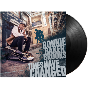 Ronnie Baker Brooks - Times Have Changed (Vinyl)