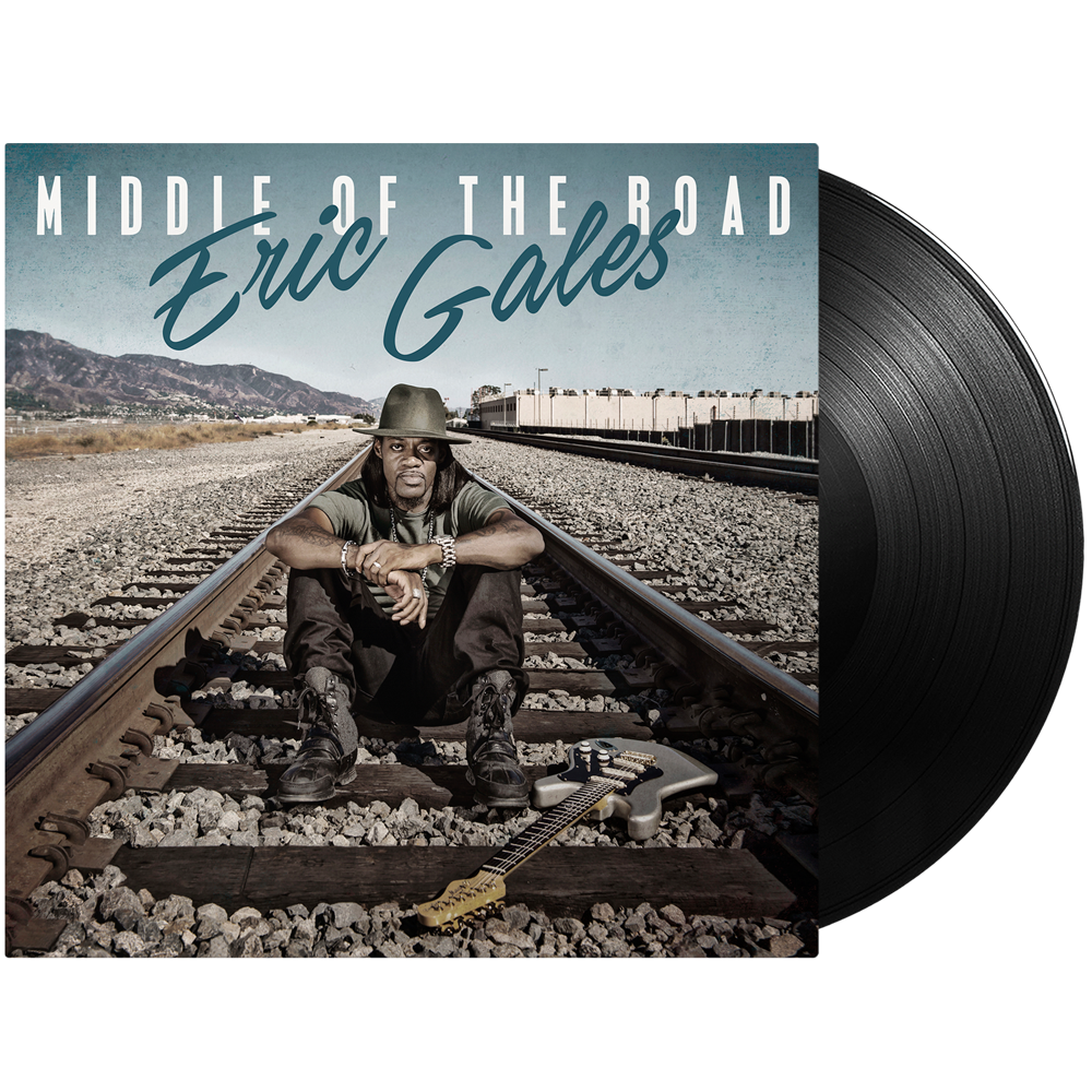 Eric Gales - Middle of the Road (Vinyl)
