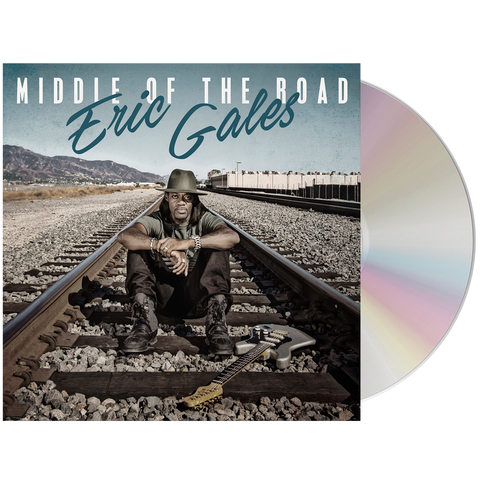 Eric Gales - Middle of the Road (CD)