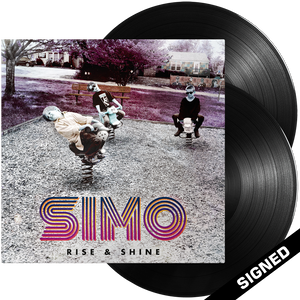 Simo - Rise & Shine (Double Vinyl) - Signed