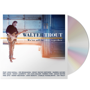 Walter Trout - We're All In This Together (CD)