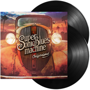 Supersonic Blues Machine - Californisoul (Vinyl)