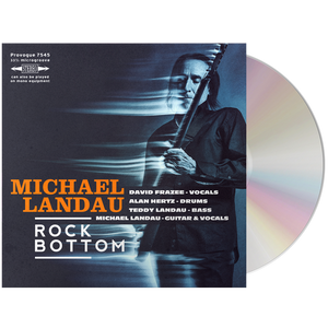 Michael Landau - Rock Bottom (CD)