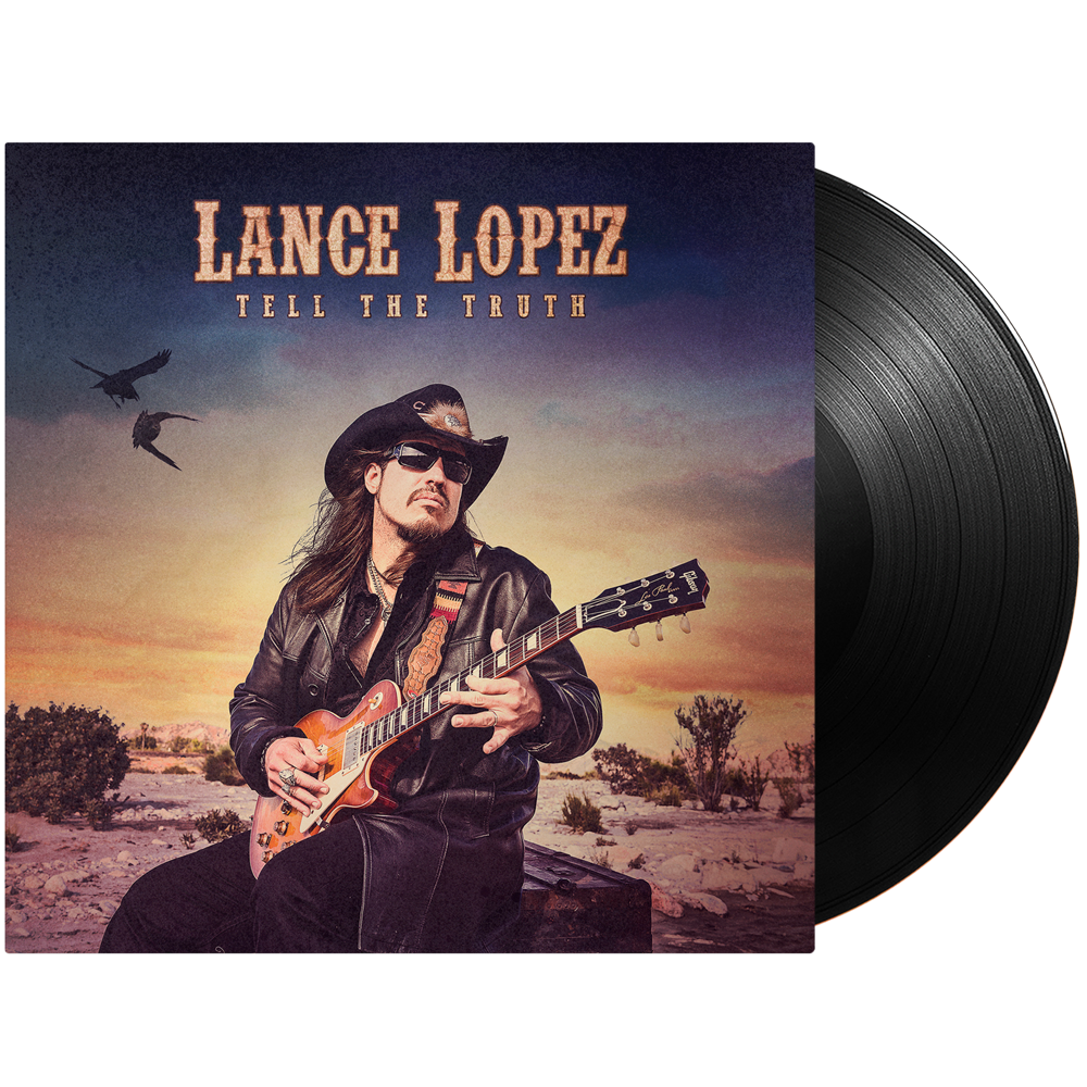 Lance Lopez - Tell The Truth (Vinyl)