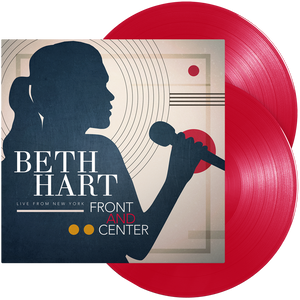 Beth Hart - Front And Center - Live From New York (Red Vinyl)