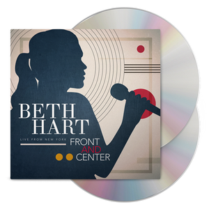 Beth Hart - Front And Center - Live From New York (CD + DVD)