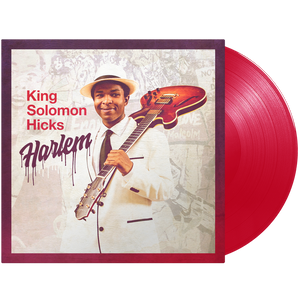 King Solomon Hicks - Harlem (Red Vinyl)