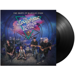The Apocalypse Blues Revue - The Shape Of Blues To Come (Vinyl)