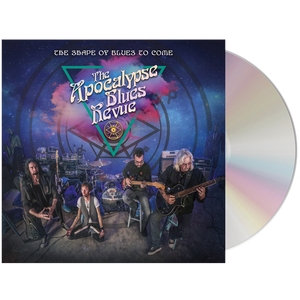 The Apocalypse Blues Revue - The Shape Of Blues To Come (CD)