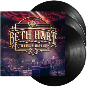 Beth Hart - Live At The Royal Albert Hall (Triple Vinyl)