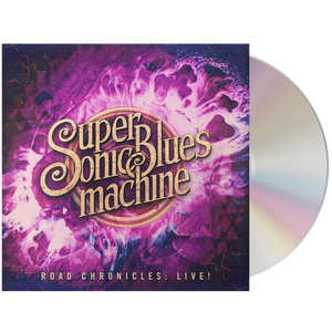 Supersonic Blues Machine - Road Chronicles Live! (CD)
