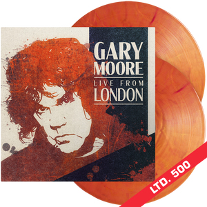 Gary Moore - Live From London (Limited Orange Marble Vinyl)