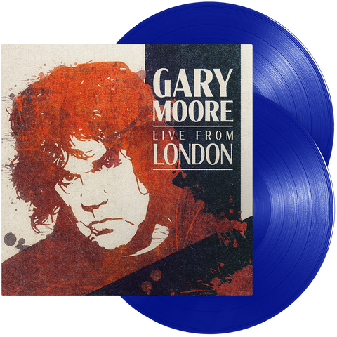 Gary Moore - Live From London (Blue Vinyl)