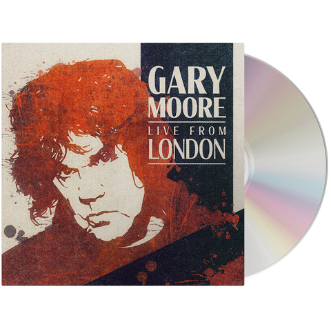 Gary Moore - Live From London (CD)