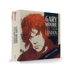 Gary Moore - Live From London (Limited CD Box Set)