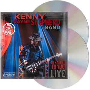 Kenny Wayne Shepherd Band - Straight To You: Live (CD + DVD)