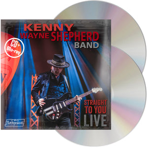 Kenny Wayne Shepherd Band - Straight To You: Live (CD + Blu-ray)