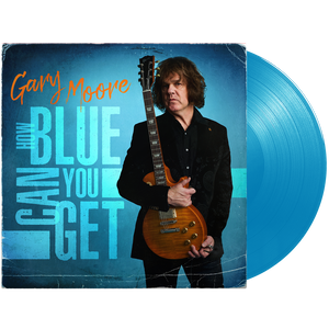 Gary Moore - How Blue Can You Get (Blue Vinyl)