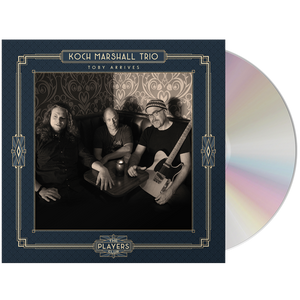 Koch Marshall Trio - Toby Arrives (CD)