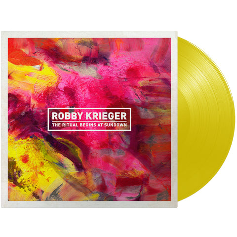 Robbie Krieger - The Ritual Begins At Sundown (Yellow Vinyl)