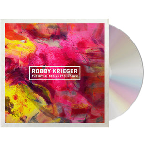 Robbie Krieger - The Ritual Begins At Sundown (CD)