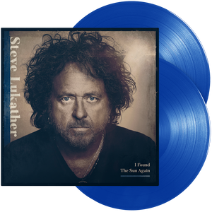 Steve Lukather - I Found The Sun Again (Double Blue Transparent Vinyl)