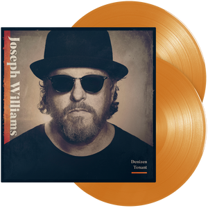 Joseph Williams - Denizen Tenant (Double Orange Transparent Vinyl)