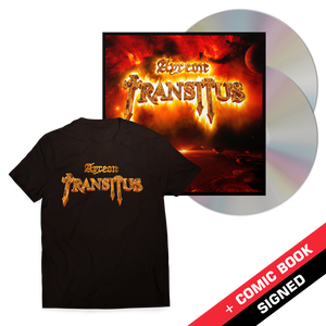 Ayreon - Transitus (Signed - 2CD + Comic + T-Shirt)
