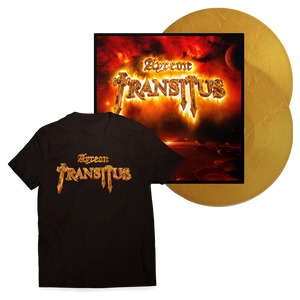 Ayreon - Transitus (Double Gold Vinyl + T-Shirt)