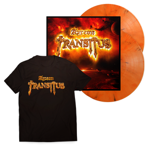 Ayreon - Transitus (Double Orange Marble Vinyl + T-Shirt)