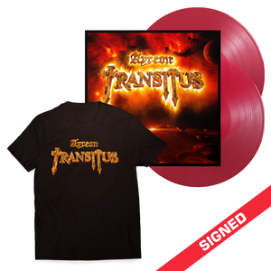 Ayreon - Transitus (Signed - Double Red Vinyl + T-Shirt)