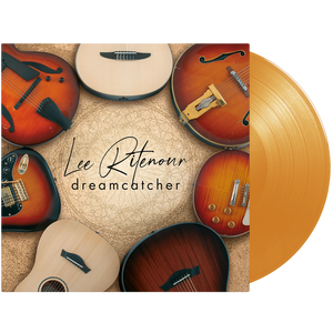 Lee Ritenour - Dreamcatcher (Transparent Orange Vinyl)