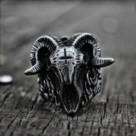 Demon Widder Ring
