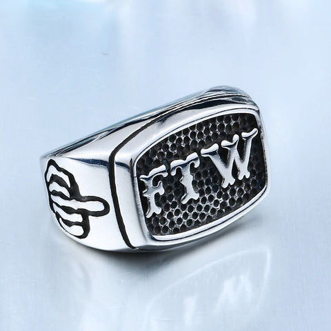 FTW Ring