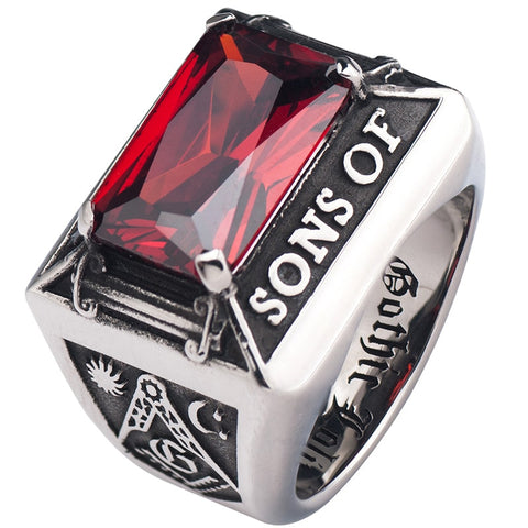 Sons of Light Ring