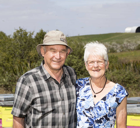 Bill and Margaret Bennett of SummerGlow