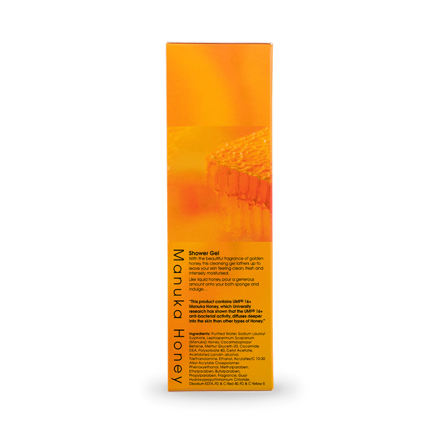 Kiri Shower Gel, left view